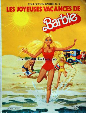 COLLECTION BARBIE no:4
