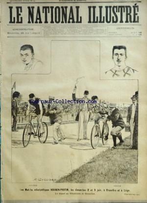 NATIONAL ILLUSTRE (LE) no:24 16/06/1895