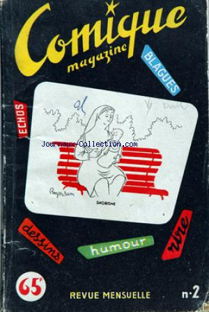 COMIQUE MAGAZINE no:2