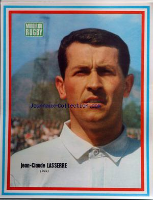 PHOTO - MIROIR DU RUGBY no:34 31/03/1964