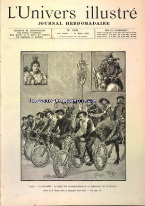 UNIVERS ILLUSTRE (L') no:1981 11/03/1893