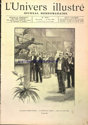UNIVERS ILLUSTRE (L') no:1990 13/05/1893
