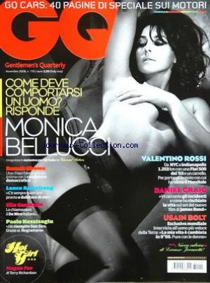 GQ ITALIE no:110 01/11/2008