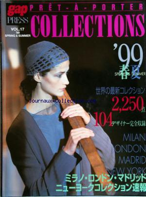 COLLECTIONS PRET E PORTER no:17 01/04/1999