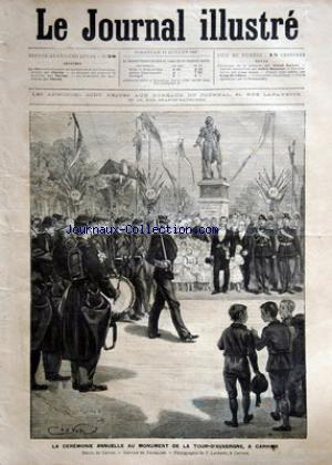 JOURNAL ILLUSTRE (LE) no:28 25/07/1897