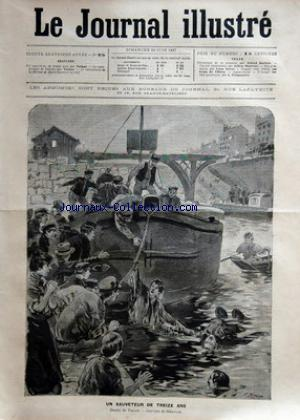 JOURNAL ILLUSTRE (LE) no:25 20/06/1897