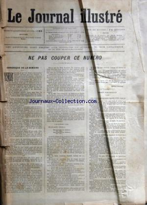 JOURNAL ILLUSTRE (LE) no:21 23/05/1897