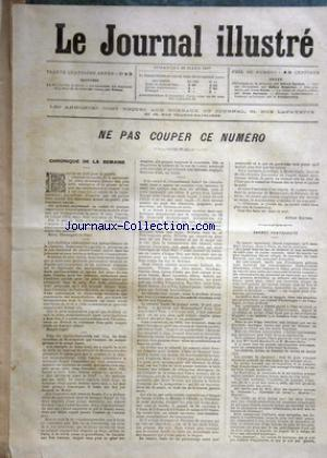 JOURNAL ILLUSTRE (LE) no:13 04/04/1897