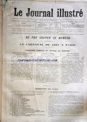JOURNAL ILLUSTRE (LE) no:9 28/02/1897