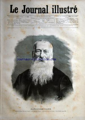 JOURNAL ILLUSTRE (LE) no:41 12/10/1890