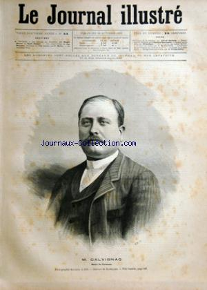 JOURNAL ILLUSTRE (LE) no:44 01/10/1892