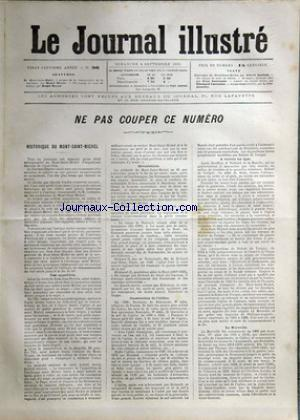 JOURNAL ILLUSTRE (LE) no:36 04/09/1892