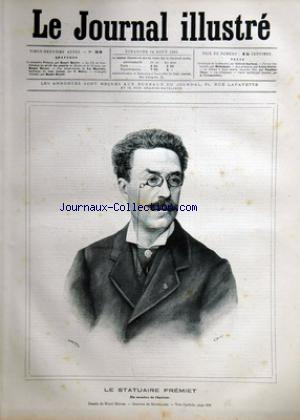 JOURNAL ILLUSTRE (LE) no:33 14/08/1892