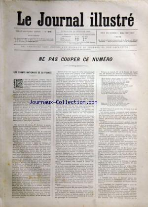 JOURNAL ILLUSTRE (LE) no:28 10/07/1892