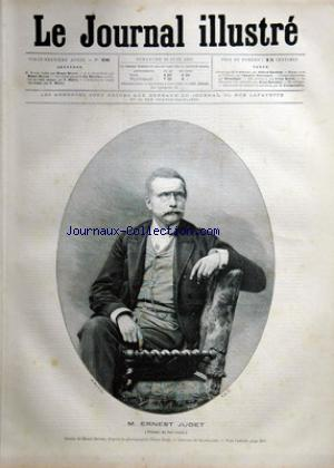 JOURNAL ILLUSTRE (LE) no:26 26/06/1892