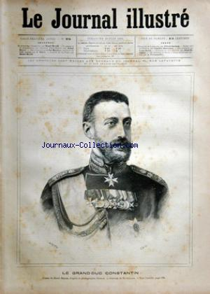 JOURNAL ILLUSTRE (LE) no:25 19/06/1892
