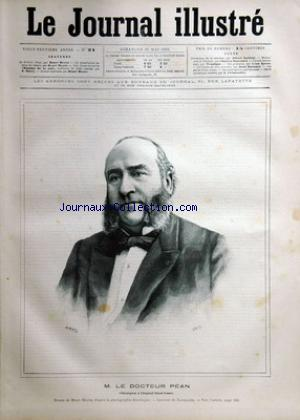 JOURNAL ILLUSTRE (LE) no:21 22/05/1892