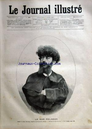 JOURNAL ILLUSTRE (LE) no:16 17/04/1892