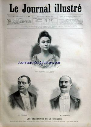 JOURNAL ILLUSTRE (LE) no:13 27/03/1892