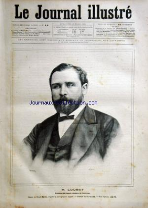JOURNAL ILLUSTRE (LE) no:11 13/03/1892