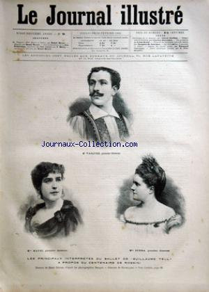 JOURNAL ILLUSTRE (LE) no:9 28/02/1892
