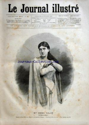 JOURNAL ILLUSTRE (LE) no:7 14/02/1892