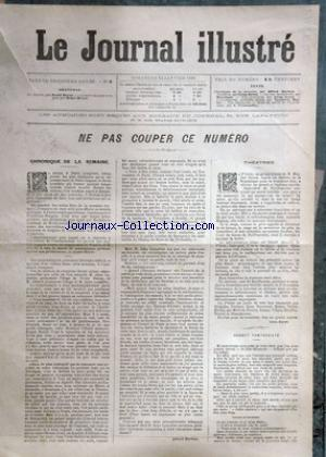 JOURNAL ILLUSTRE (LE) no:7 26/01/1896