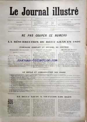 JOURNAL ILLUSTRE (LE) no:9 01/03/1896