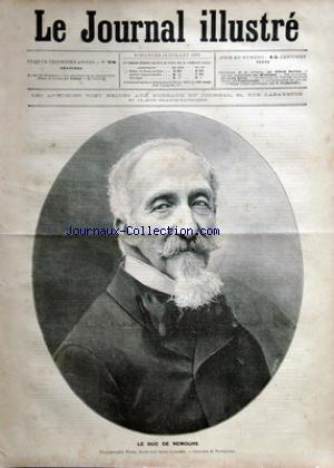 JOURNAL ILLUSTRE (LE) no:28 12/07/1896