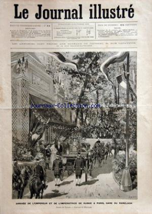 JOURNAL ILLUSTRE (LE) no:41 11/10/1896