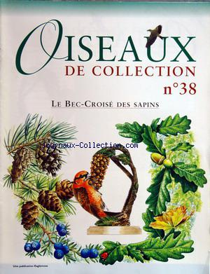 OISEAUX DE COLLECTION no:38