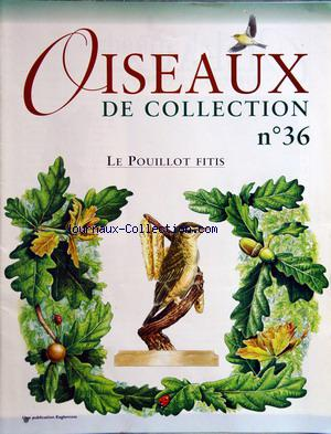 OISEAUX DE COLLECTION no:36