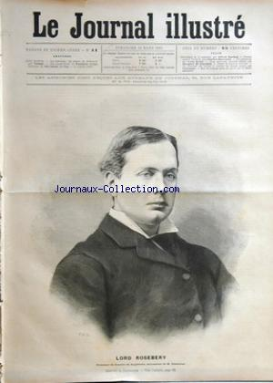 JOURNAL ILLUSTRE (LE) no:11 11/03/1894