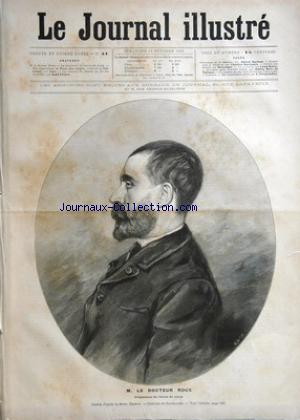 JOURNAL ILLUSTRE (LE) no:41 14/10/1894