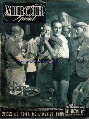 MIROIR SPRINT no: 30/08/1947