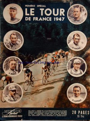 MIROIR SPRINT no: 01/07/1947