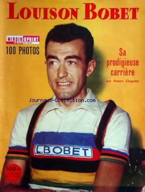 MIROIR SPRINT no:37 05/11/1946