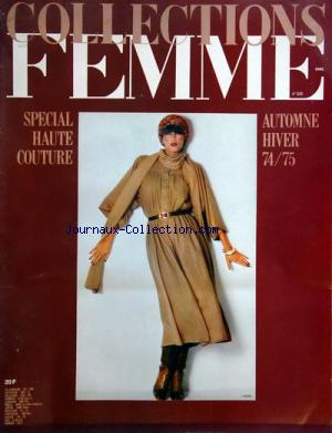 FEMME COLLECTIONS no: 01/10/1974