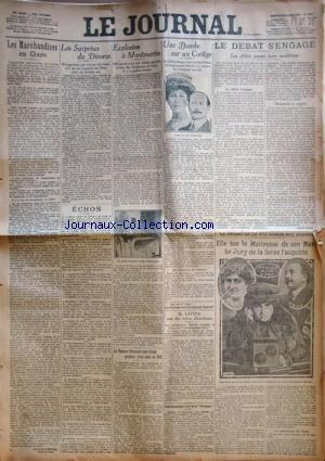 JOURNAL (LE) no: 24/12/1912