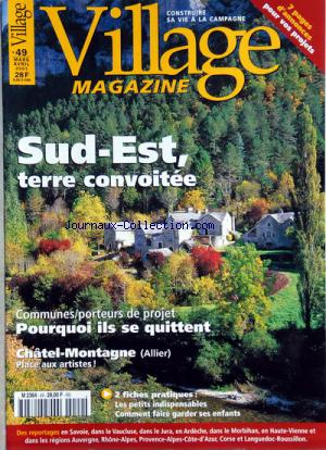 VILLAGE MAGAZINE no:49 01/03/2001