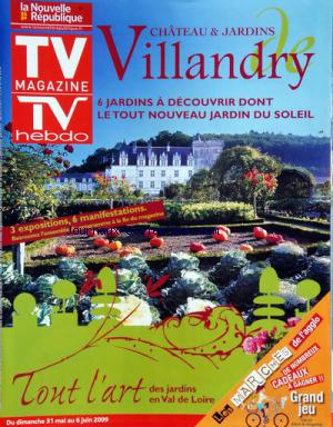 TV MAGAZINE LA NOUVELLE REPUBLIQUE no:1165 30/05/2009