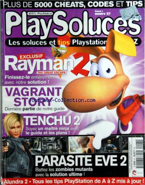 PLAY SOLUCES no:27