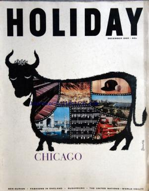 HOLIDAY no: 01/12/1960