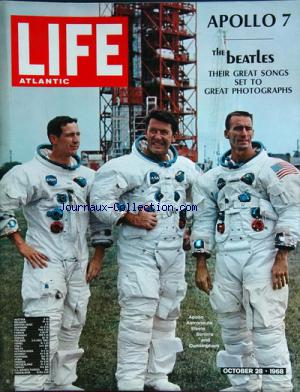 LIFE ATLANTIC no: 28/10/1968