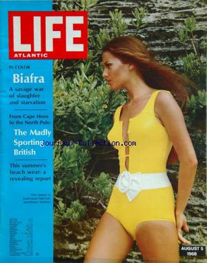 LIFE ATLANTIC no: 05/08/1968