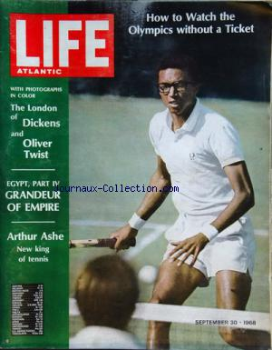 LIFE ATLANTIC no: 30/09/1968
