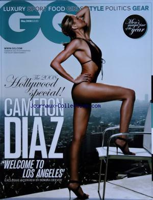 GQ BRITISH no: 01/05/2008