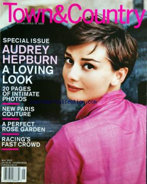 TOWN AND COUNTRY no: 01/05/2003