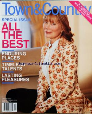 TOWN AND COUNTRY no: 01/01/2003