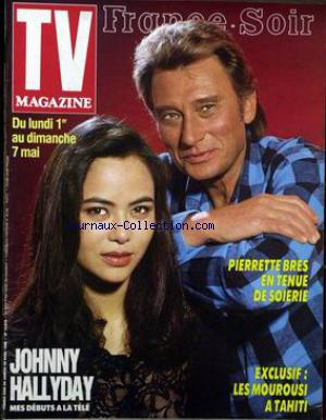 TV MAGAZINE FRANCE SOIR no: 01/05/1999